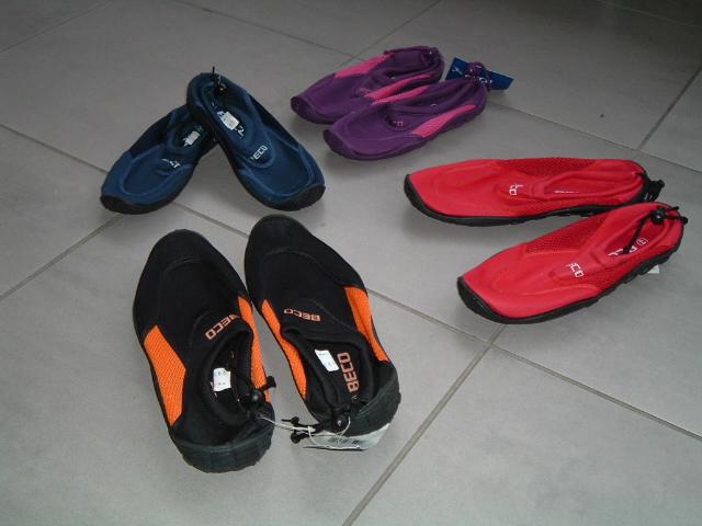 Aqua-Schuhe