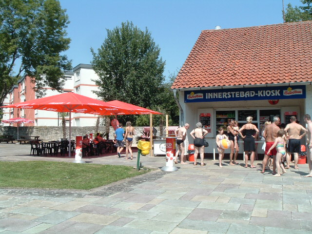 Freibad Kiosk