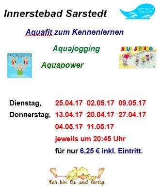 Plakat Aktion Innerstebad
