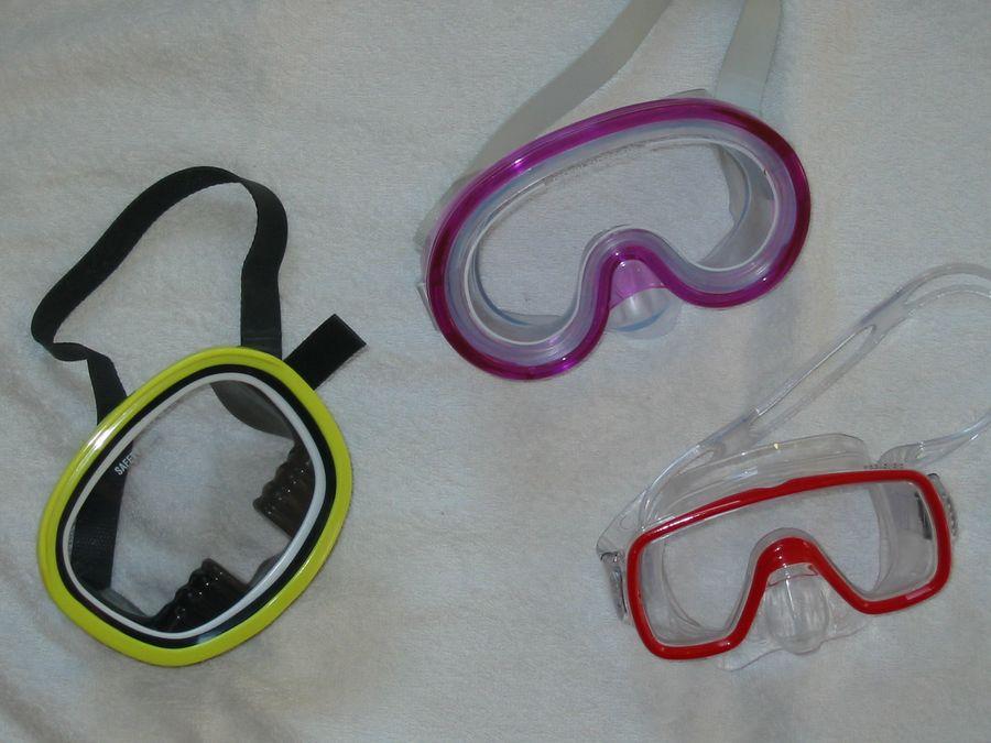 Tauchermasken